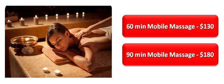 masaje precio nuevo